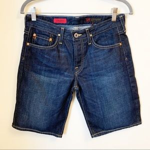 AG Adriano Goldschmied the boyfriend long shorts